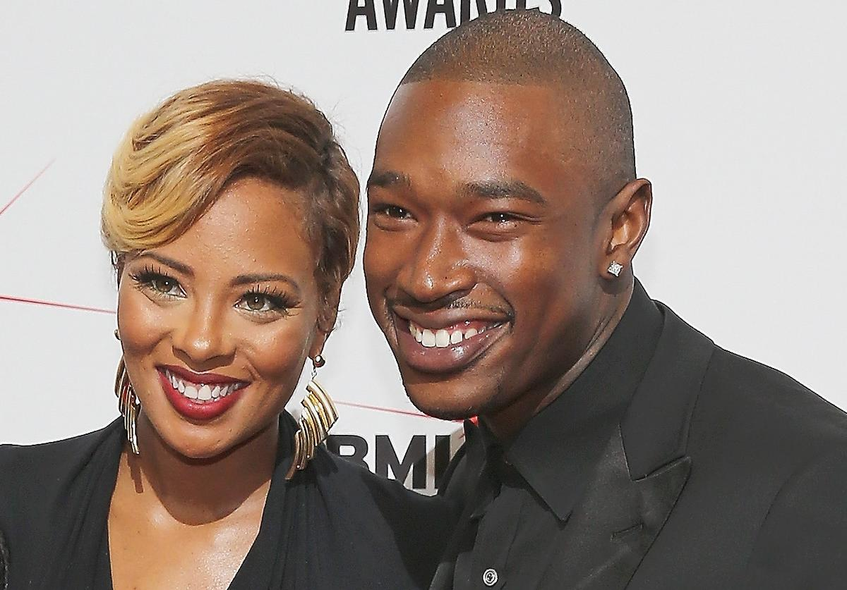 Kevin McCall Eva Marcille Husband Michael Sterling being used