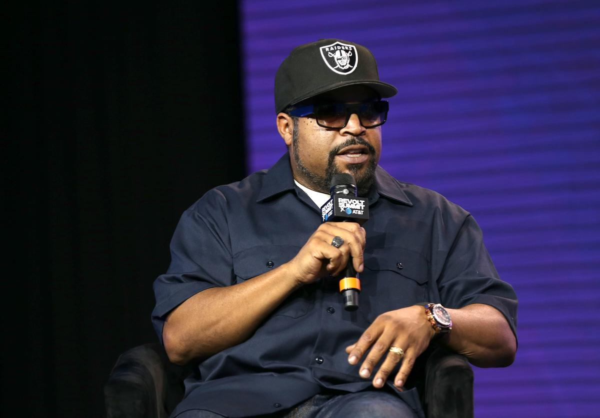 Ice Cube The Breakfast Club interview