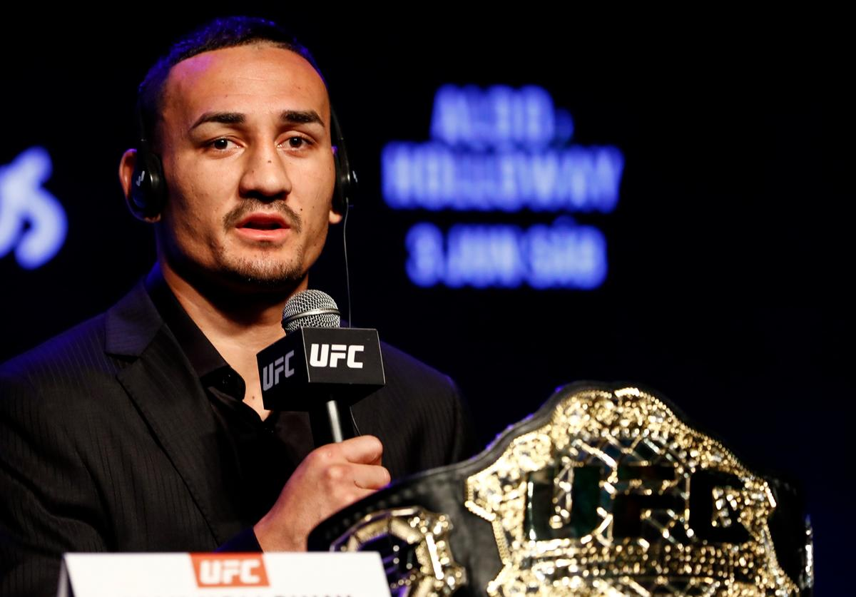 Max Holloway Instagram