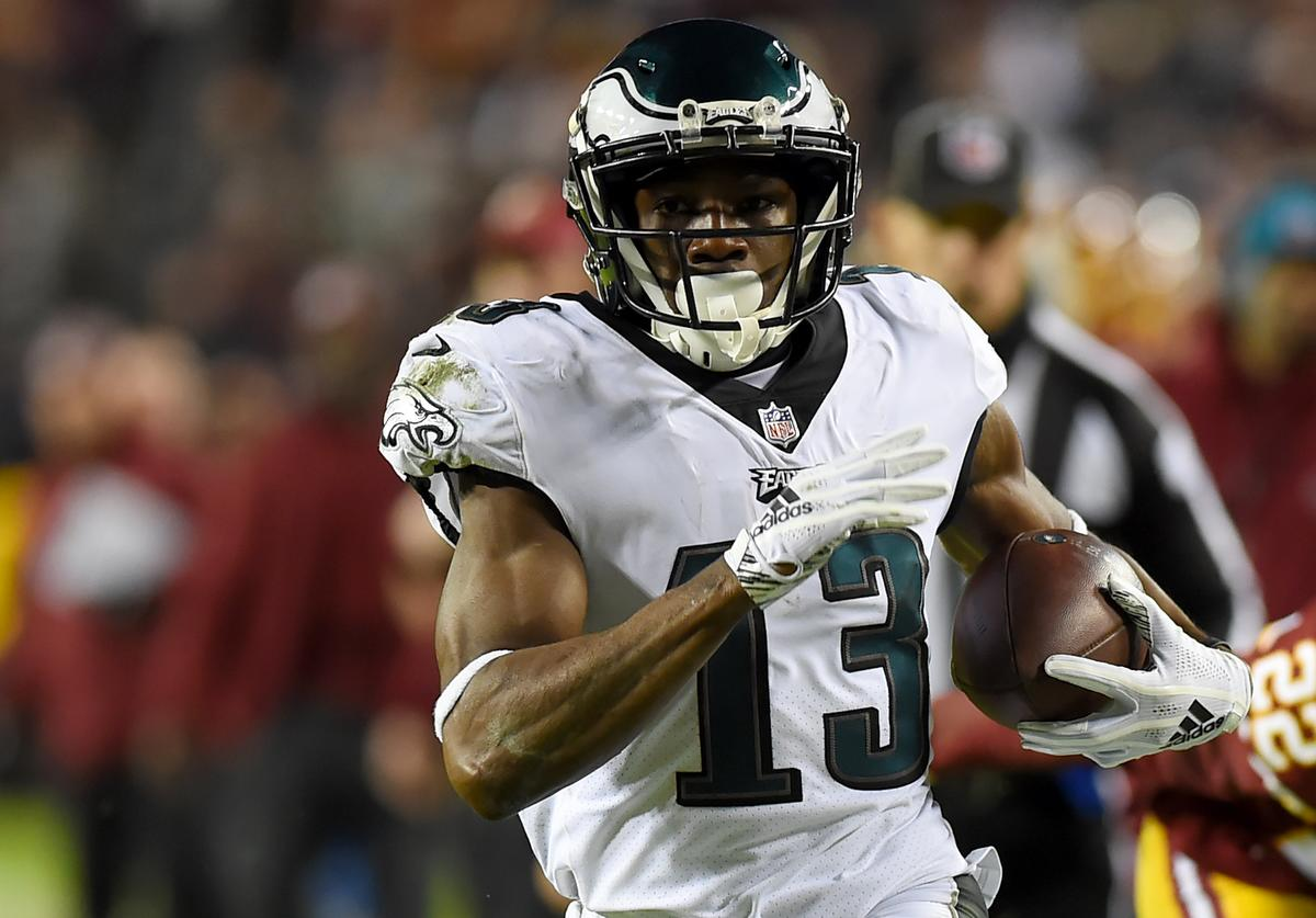Nelson Agholor, Raiders, Free Agency
