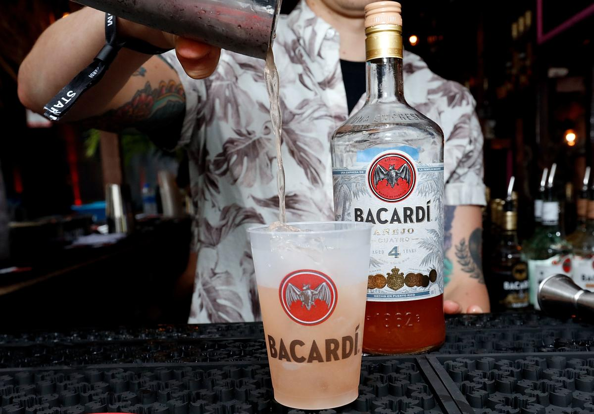 BACARDI Presents Sound Of Rum Sessions: Chicago With Major Lazer and special guest Olivia Culpo on June 21, 2018 in Chicago, Illinois