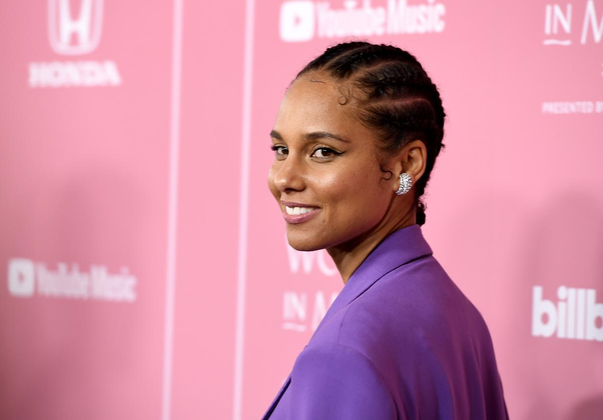 Alicia Keys, People Interview