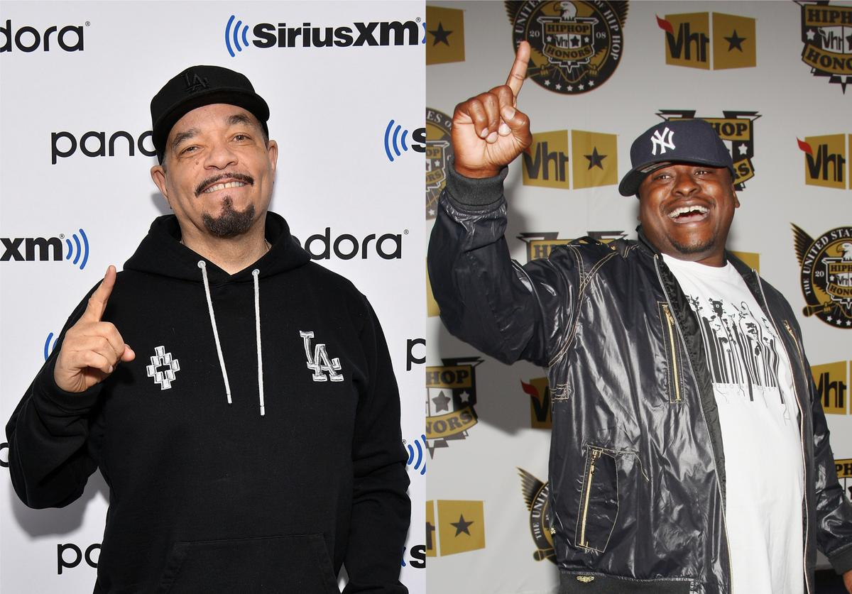 Ice-T Scarface coronavirus diagnosis test positive well wishes infection Geto Boys