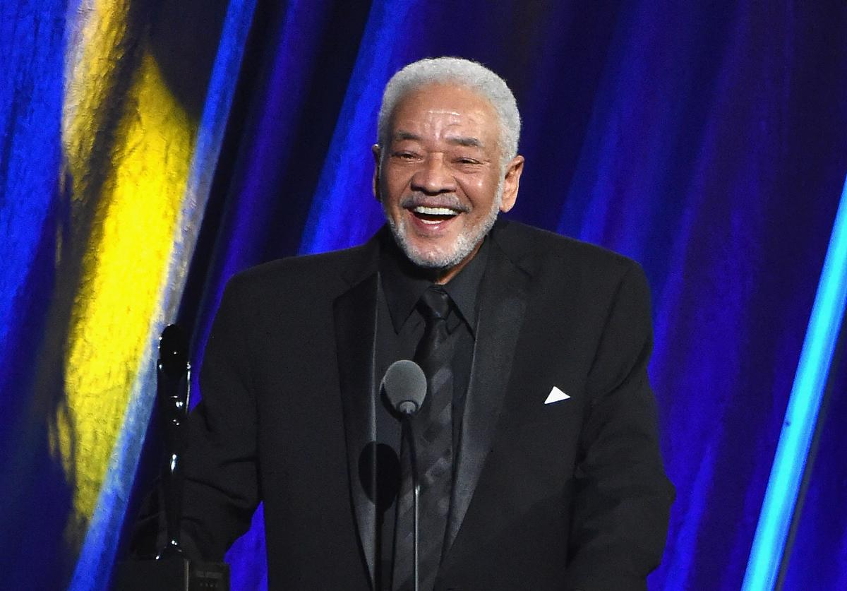 Bill Withers singer soul died dead passed away rip death Lean On Me Ain't No Sunshine Lovely Day heart complications