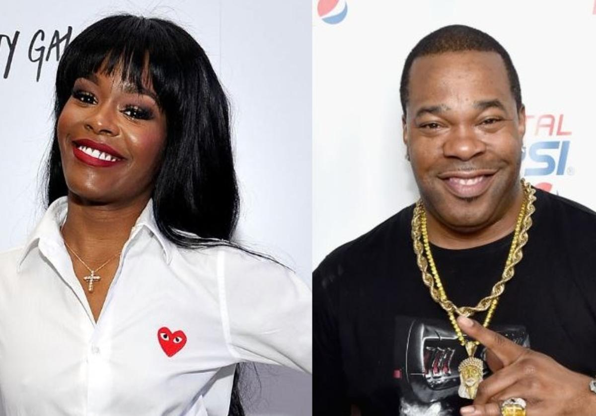 Azealia Banks, Busta Rhymes