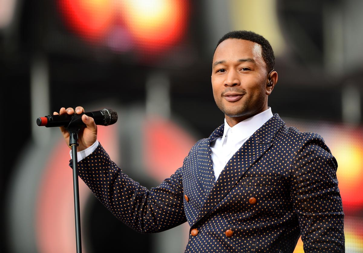 John Legend Church Quarantine