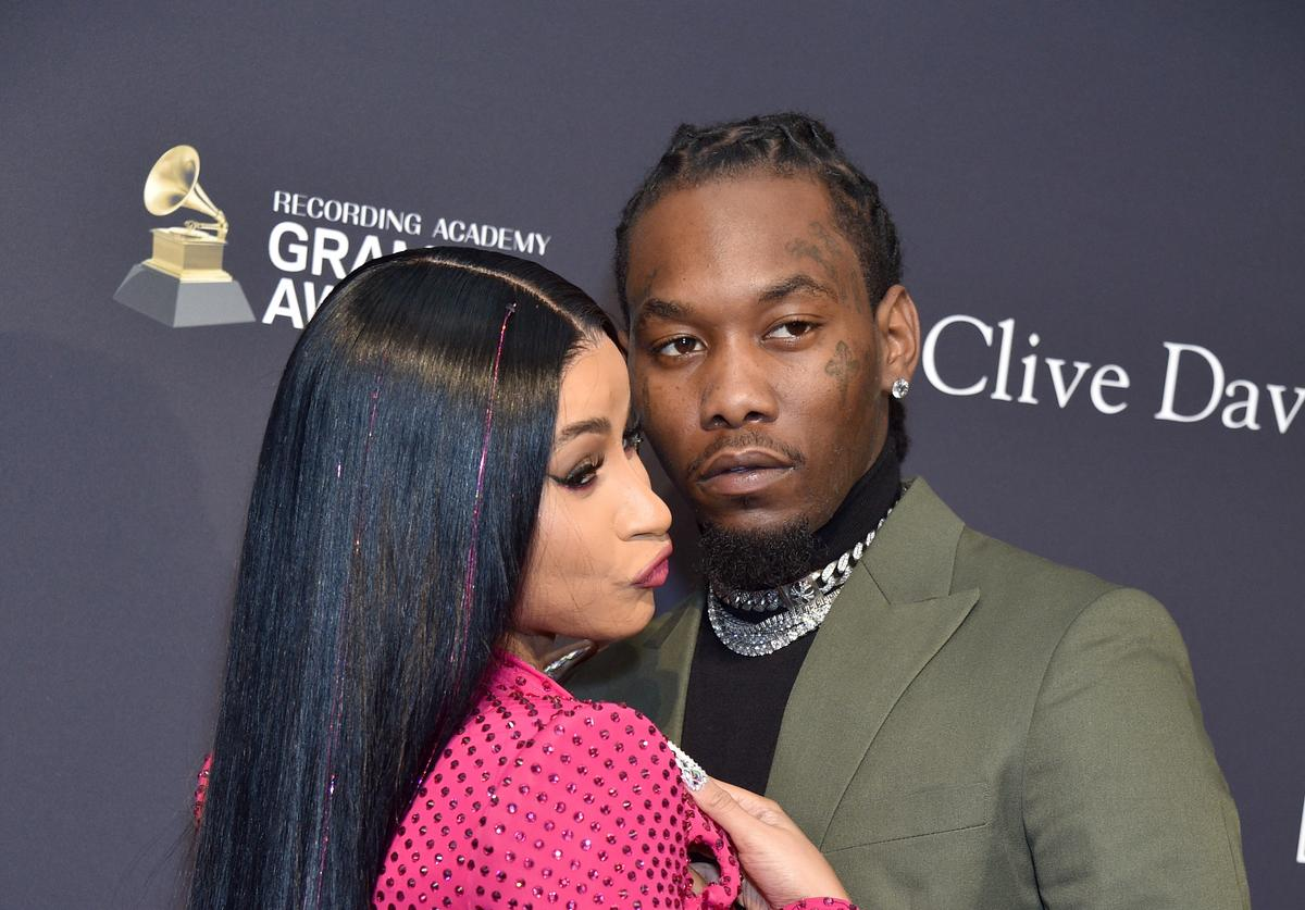 Cardi B Offset sex quarantine period isolation social distancing couple