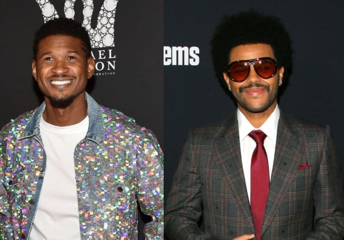 Usher, The Weeknd, Climax