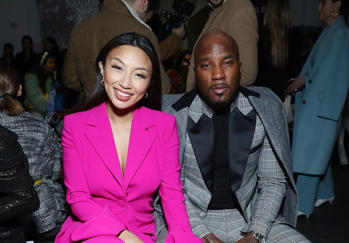Jeannie Mai Jeezy proposal engagement story Youtube video marriage couple