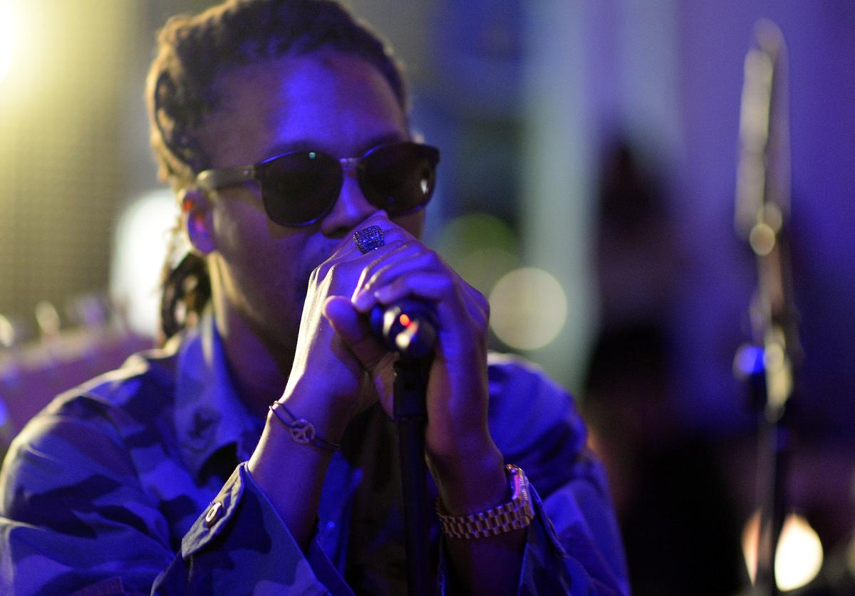Lupe Fiasco album project Amy Winehouse inspiration working