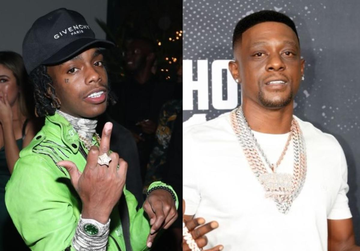 YNW Melly, Boosie Badazz