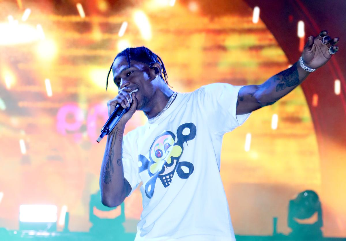 Travis Scott Fortnite virtual performance Astronomical in-game break record all-time viewers beat set