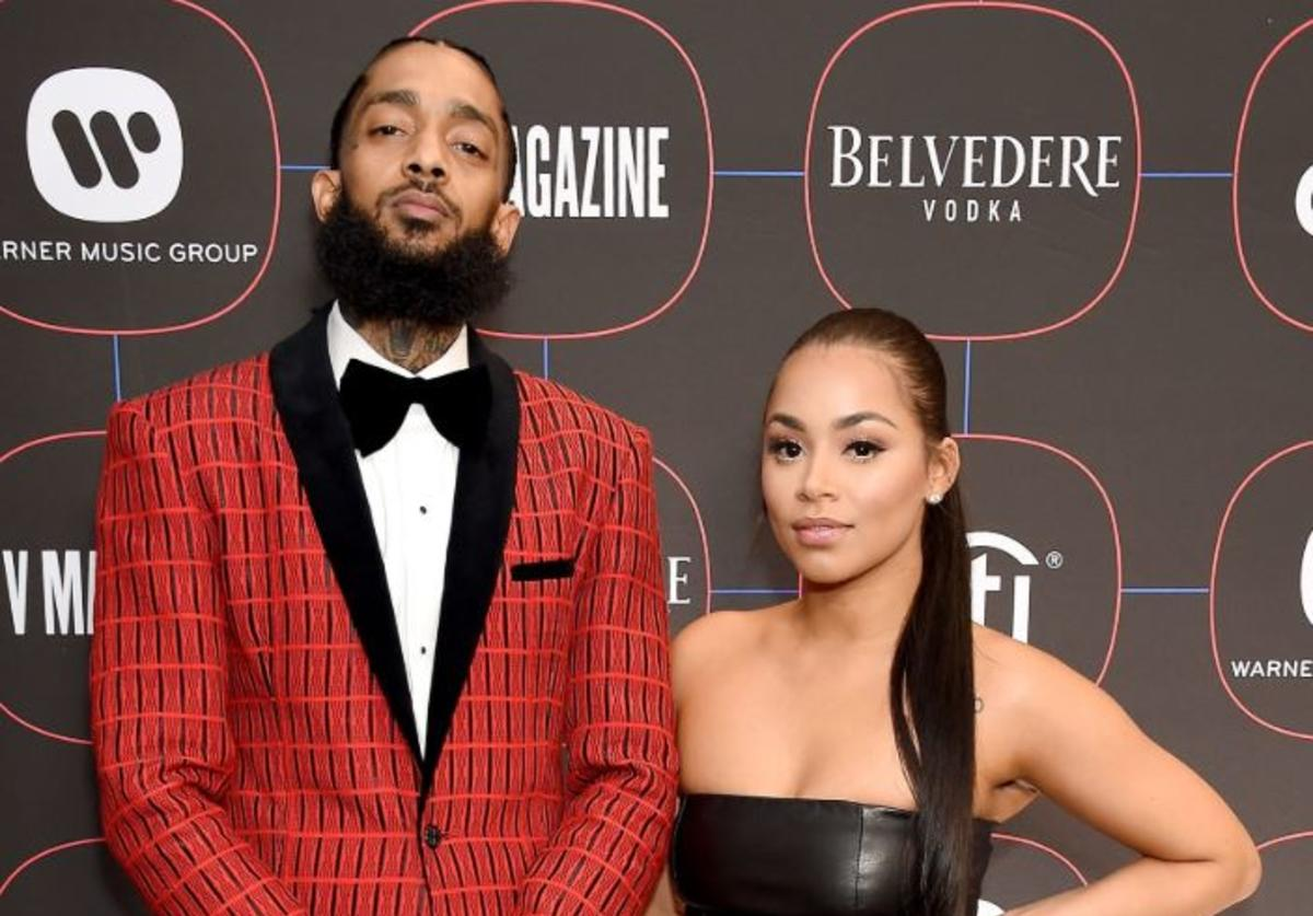 Nipsey Hussle, Lauren London