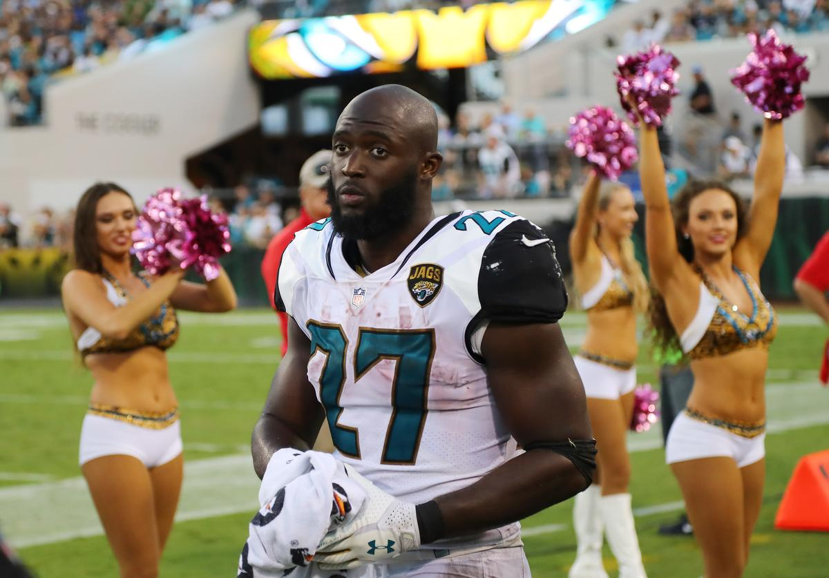 Leonard Fournette, Jaguars, Contract