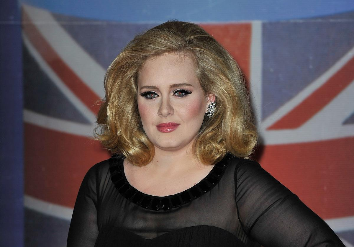Adele Weight Loss
