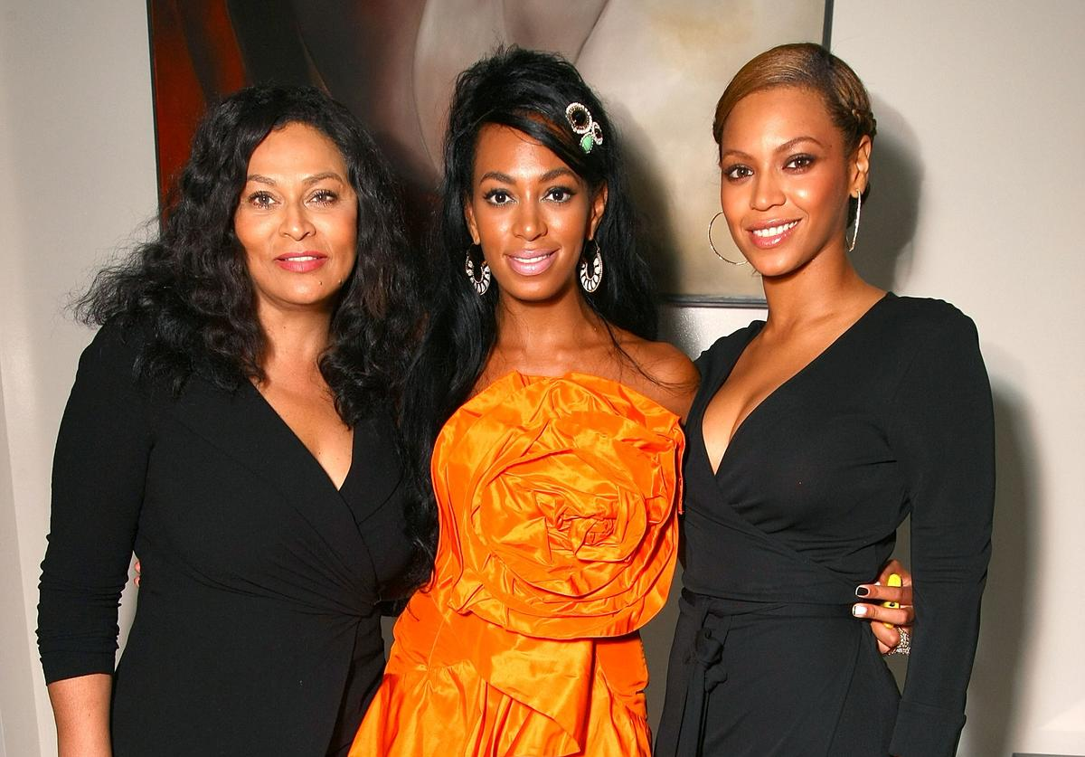 beyoncé solange knowles tina lawson jay-z family mother's day test coronavirus negative plans blue ivy sir rumi