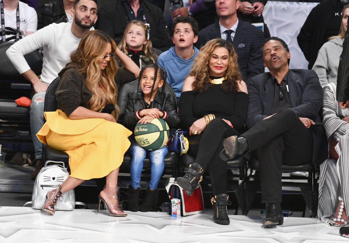blue ivy tina knowles
