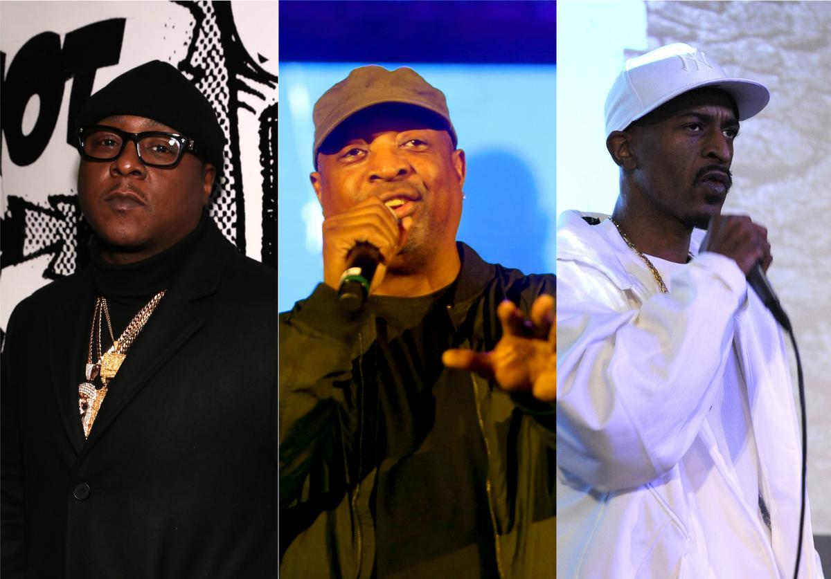the last poets chuck d jadakiss rakim Bridging The Gap: An Evening of Conversation with the Last Poets black thought rapsody  Chubb Rock, Doug E Fresh Smif-N-Wessun KRS-One