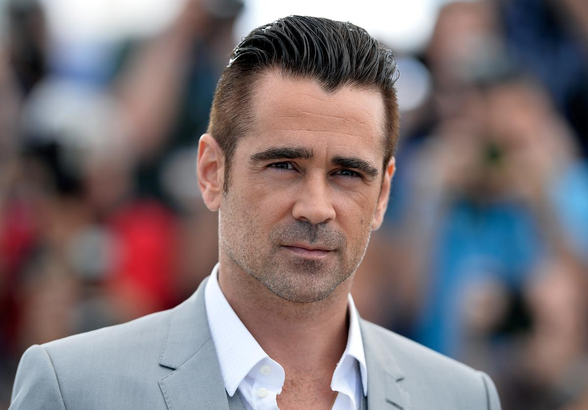 Colin Farrell, Jude Law, Batman vs Superman
