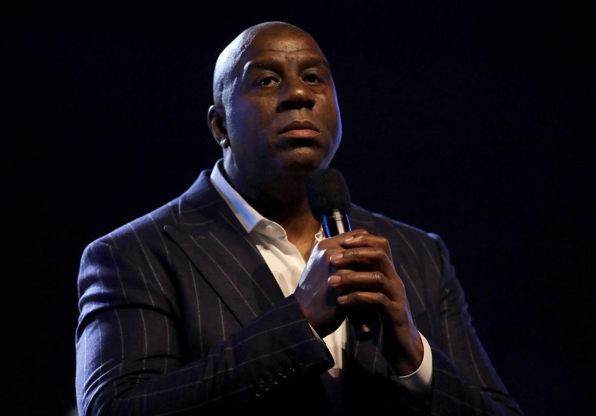Magic Johnson, Coronavirus, Small Businesses