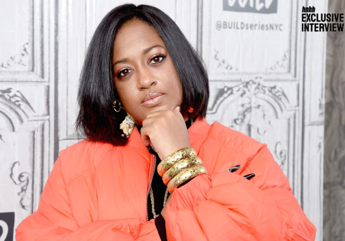 Rapsody new interview