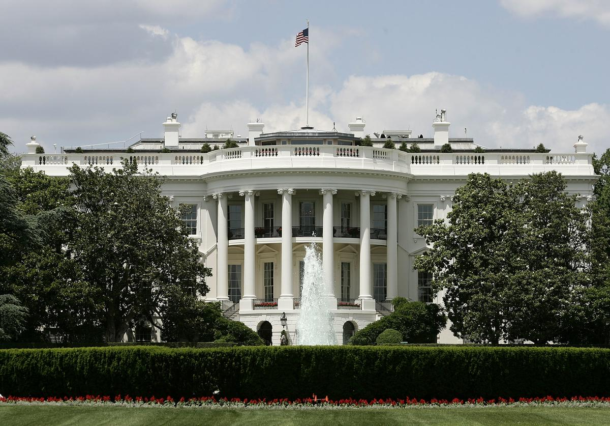 White House, Wilson Roosevelt Jerman