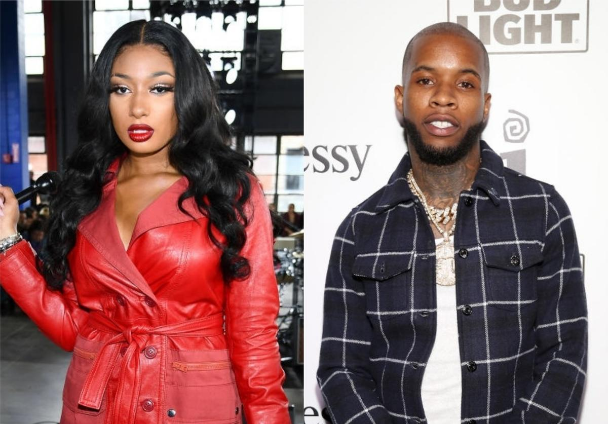 Megan Thee Stallion Tory Lanez