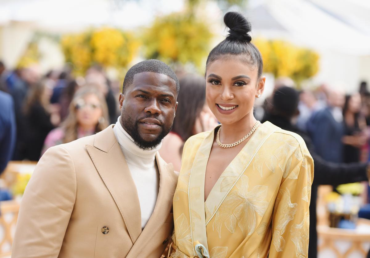 Kevin Hart/Eniko Parrish cheating