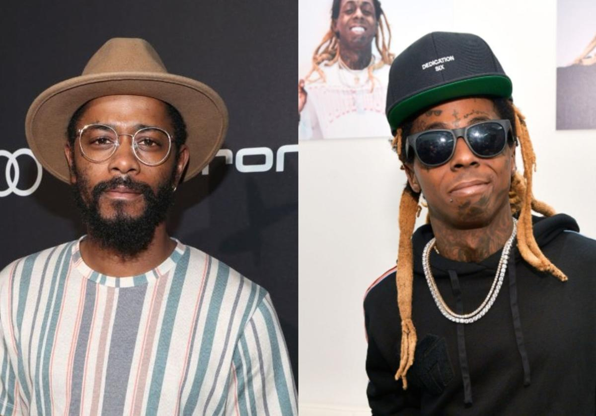 Lakeith Stanfield, Lil Wayne