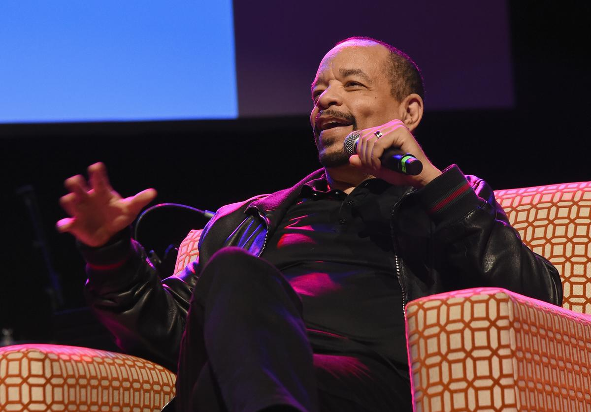 ice-t law & order special victims unit spinoff dick wolf craig gore light up looters