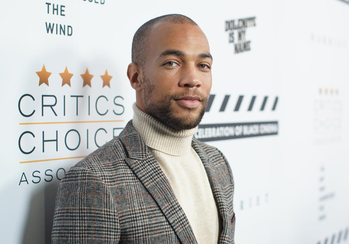 Kendrick Sampson, Protest