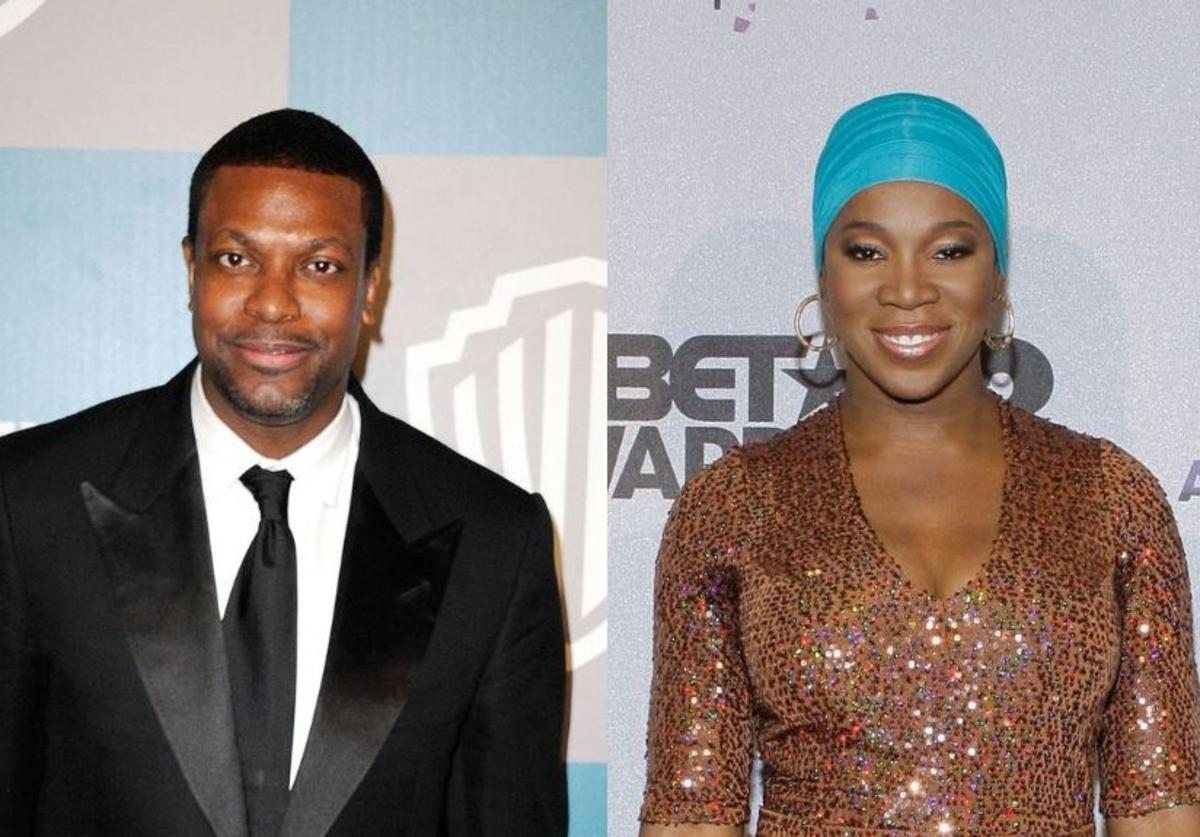 Chris Tucker, India Arie