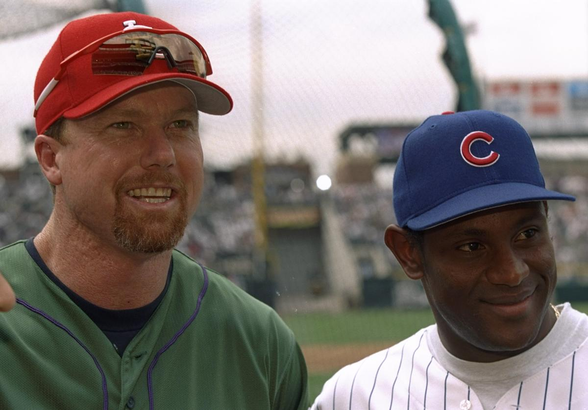 Mark McGwire, Sammy Sosa, Long Gone Summer