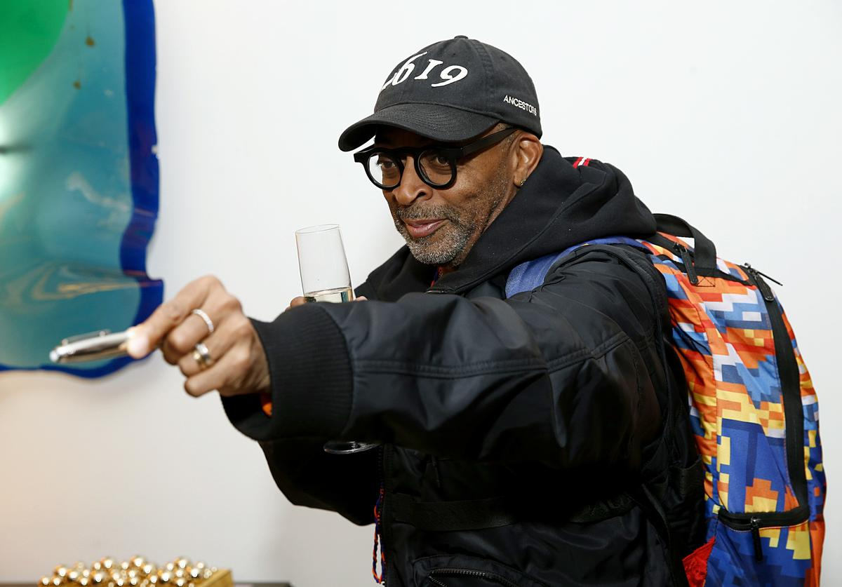 Spike Lee, Protests, New York