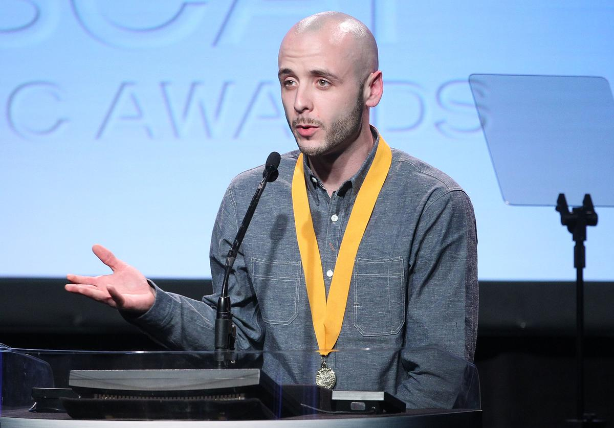 "Noah ""40"" Shebib speaks during ASCAP Rhythm & Soul Music Awards at The Beverly Hilton Hotel on June 29, 2012 in Beverly Hills, California"