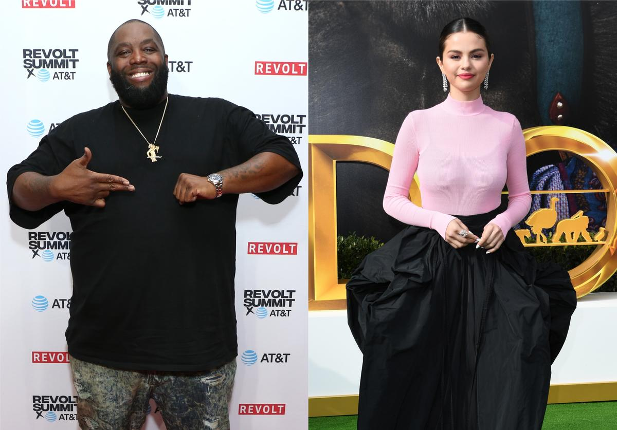selena gomez killer mike instagram takeover activism black lives matter protests racism inequality injustice