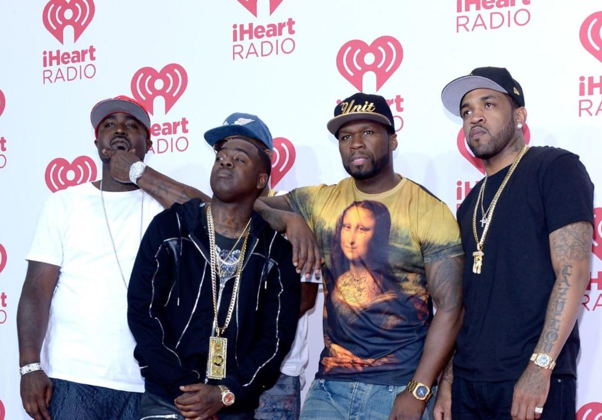 Young Buck, 50 Cent, G-Unit