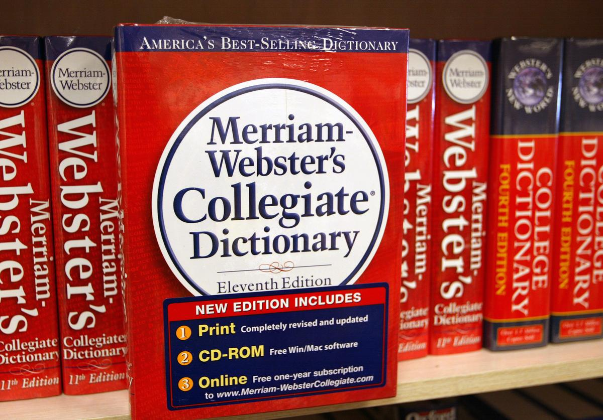 Merriam-Webster Dictionary Racism