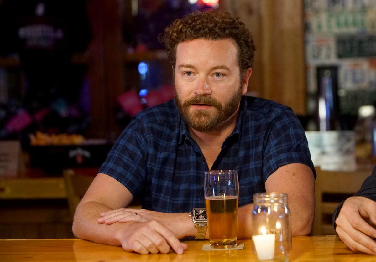 """Danny Masterson speaks during a Launch Event for Netflix """"The Ranch: Part 3"""" hosted by Ashton Kutcher and Danny Masterson at Tequila Cowboy on June 7, 2017 in Nashville, Tennessee"""