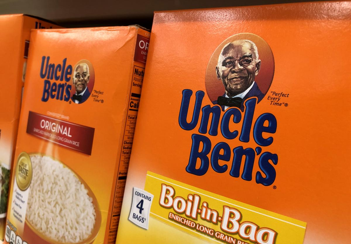 uncle bens name change