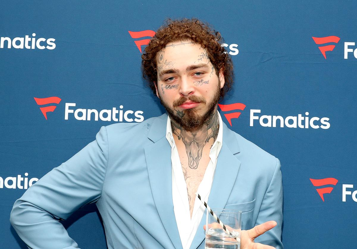 post malone French wine rosé sold out Nine of Swords Maison No. 9