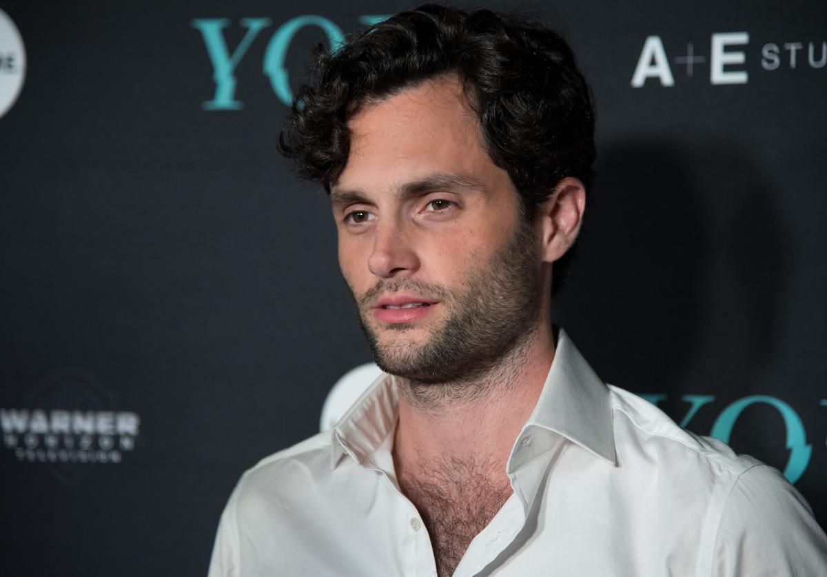 """Penn Badgley attends the """"You"""" Series Premiere Celebration hosted by Lifetime on September 6, 2018 in New York City."""