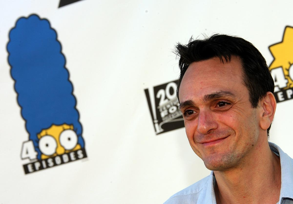 The Simpsons, Hank Azaria, Black Characters