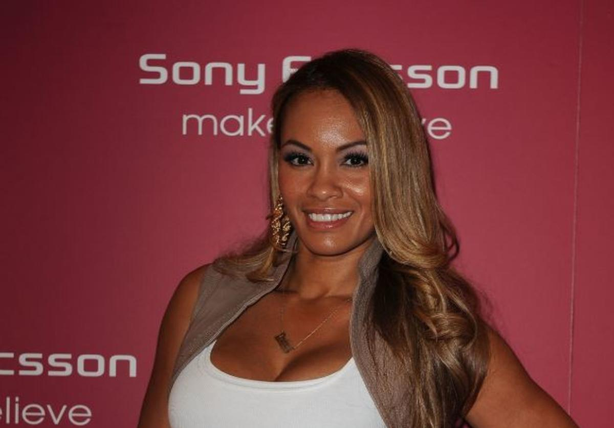 Evelyn Lozada, Dating, Nick Cannon