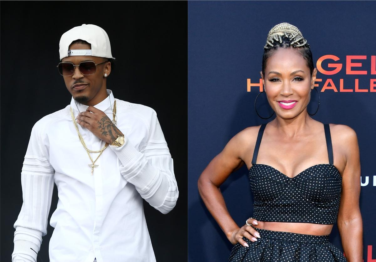 august alsina jada pinkett smith affair relationship speak out red table talk will smith