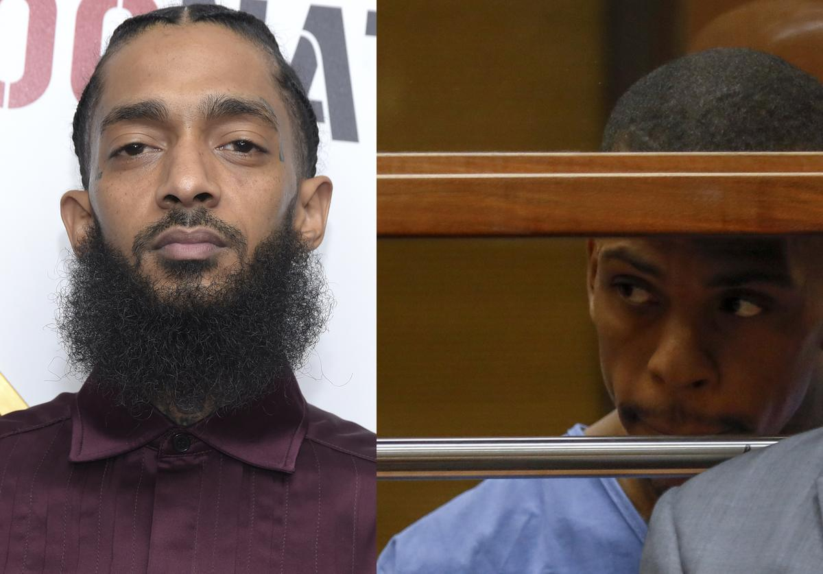 Nipsey Hussle Murderer killer Eric Holder court Transcripts Grand Jury Hearing Sealed