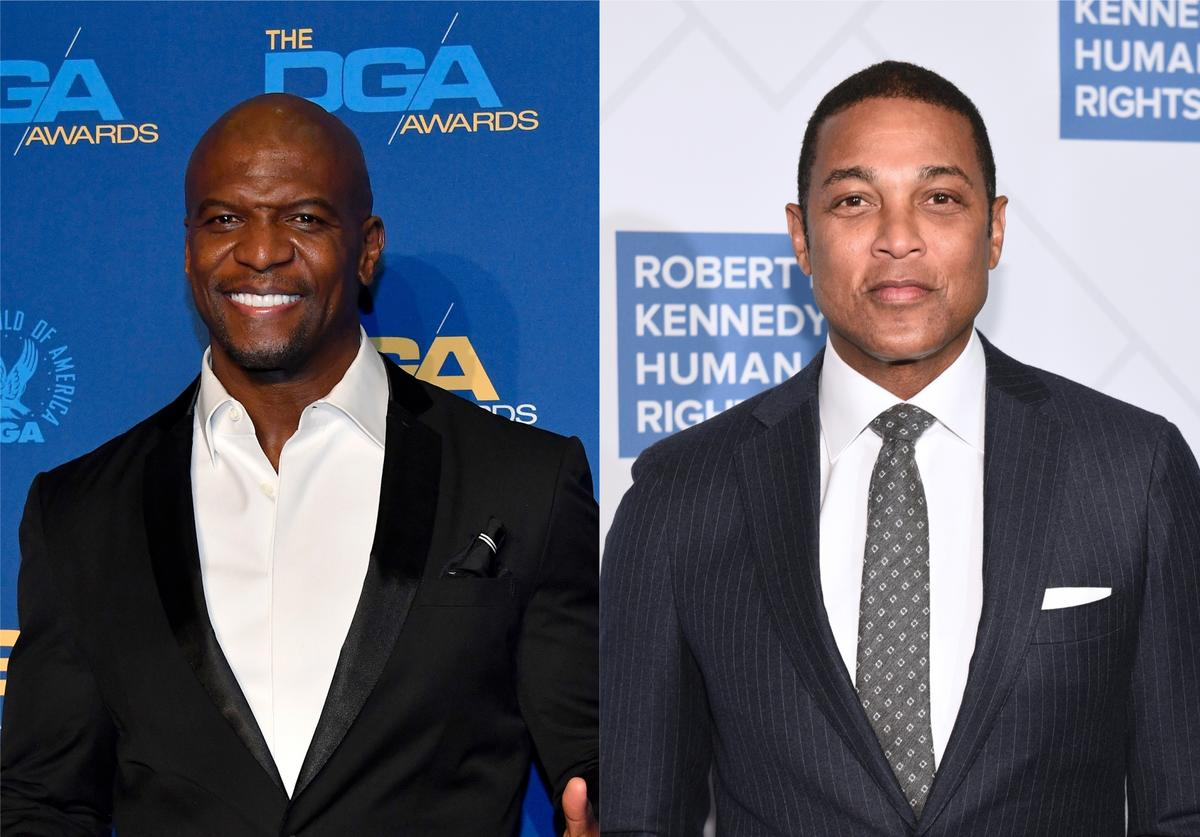 don lemon terry crews black lives matter comments tweets controversy CNN