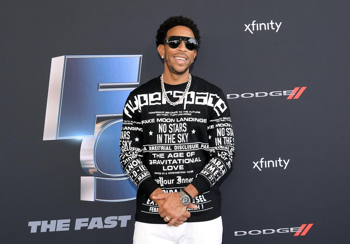 Ludacris F9 Outer Space Fast & Furious 9