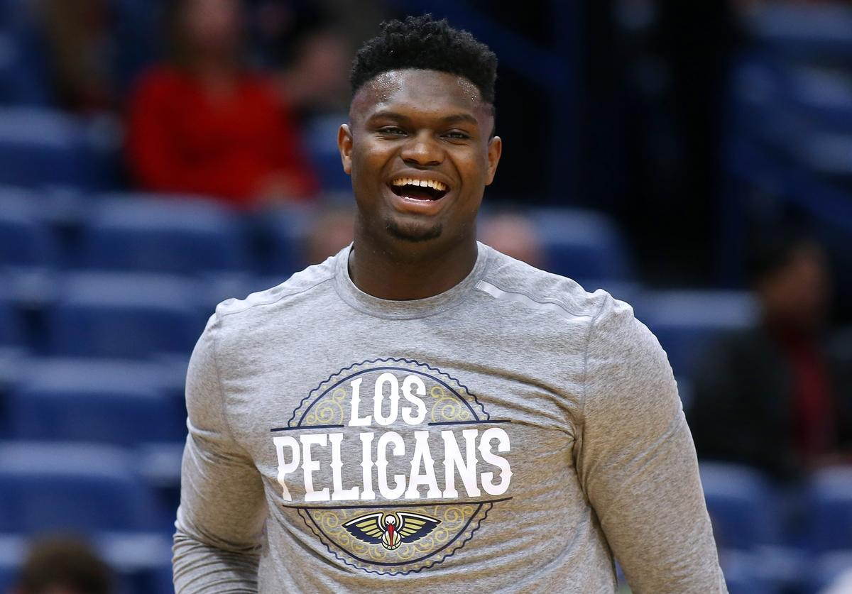 Zion Williamson, Quarantine, Coronavirus