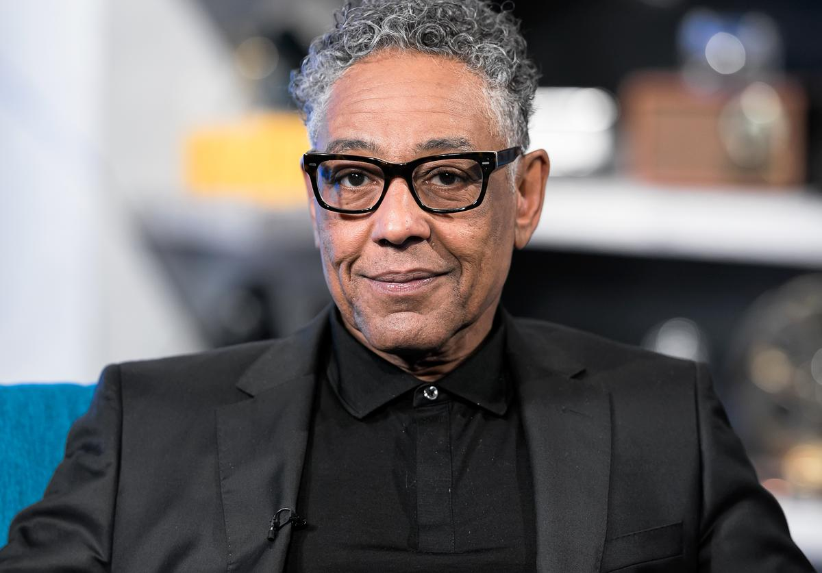 Giancarlo Esposito visit's 'The IMDb Show' on March 10, 2020 in Santa Monica, California. This episode of 'The IMDb Show' airs on March 19, 2020.